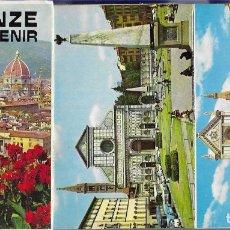 Postales: TACO 20 POSTALES * FLORENCIA * . Lote 176990848