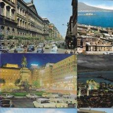 Postales: 10 POSTALES * NÁPOLES * LOTE Nº 7. Lote 176999529