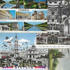 Postales: 90 POSTALES * ITALIA* LOTE Nº 8. Lote 177001248