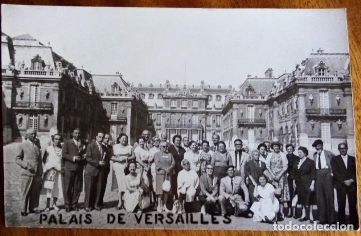PALAIS DE VERSAILLES. SIN CIRCULAR. (Postales - Postales Extranjero - Europa)