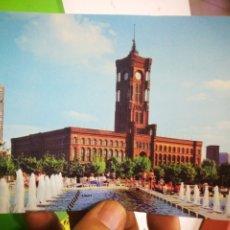 Postales: POSTAL BERLIN HAUPTSTADT DER DDR. Lote 177195053