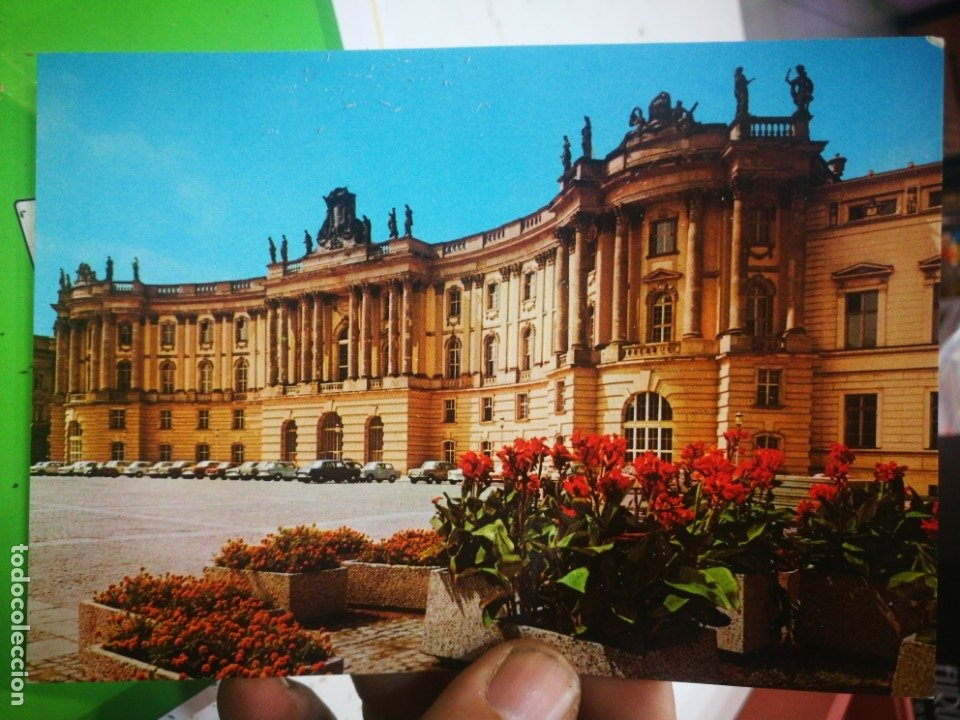 POSTAL BERLÍN HAUPTSTADT DER DDR (Postales - Postales Extranjero - Europa)