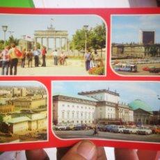 Postales: POSTAL BERLÍN HAUPTSTADT DER DDR. Lote 177421435