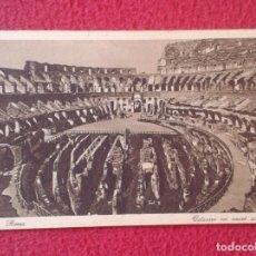 Postales: POSTAL POST CARD CARTE POSTALE TALIA ITALY ROMA ROME COLOSSEO COI NUOVI SCANI EL COLISEO VER FOTO/S . Lote 177625970