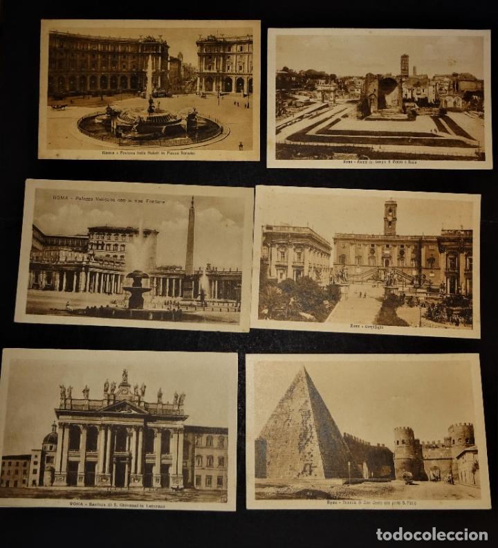 Postales: 43 antiguas postales de Roma de los años 20. Ver fotos y comentarios - Foto 7 - 178061748