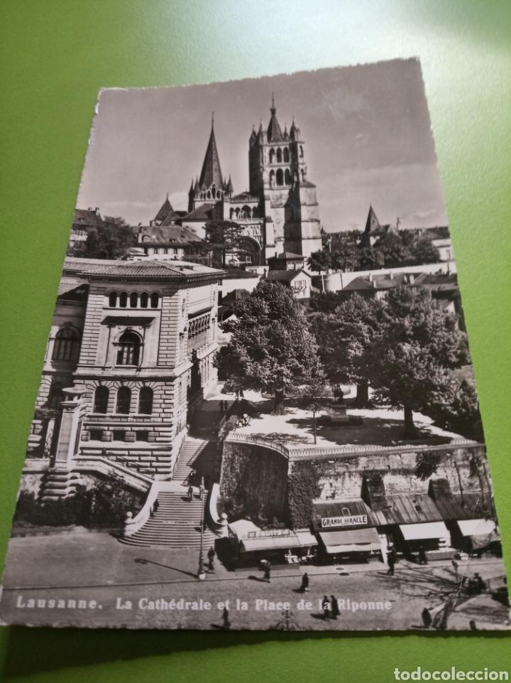 LAUSANNE (Postales - Postales Extranjero - Europa)