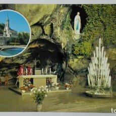 Postales: POSTAL ANDORRA, LA GROTTE MIRACULEUSE. Lote 178128533