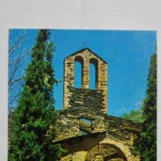 Postales: POSTAL ANDORRA, RESTES DE L'ESGLESIA DE NOSTRA DONA. Lote 178128730