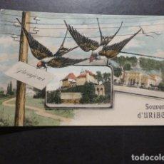Postales: URIAGE FRANCIA VISTAS. Lote 178241545