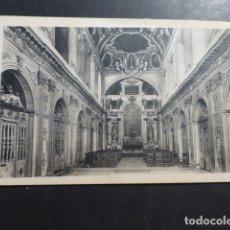 Postales: FONTAINEBLEAU FRANCIA CAPILLA. Lote 178376591