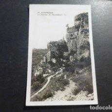 Postales: ROCAMADOUR FRANCIA VISTA Y CASTILLO. Lote 178376846