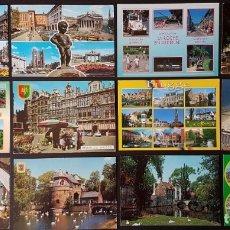 Postales: BELGICA LOTE DE 12 POSTALES CIRCULADAS. Lote 178619008