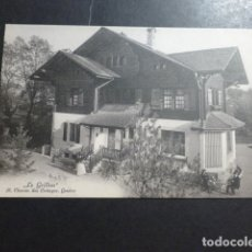Postales: SUIZA CHALET SUIZO. Lote 178620622