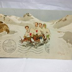 Postales: ANTIGUA POSTAL SUIZA DEL AÑO 1912 (WINTERTHUR) - USADA. Lote 178711936