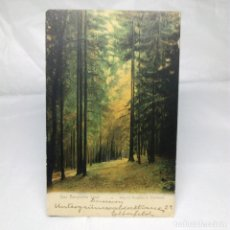 Postales: ANTIGUA POSTAL ALEMANA DEL AÑO 1909 - USADA - ELBERFELD, DAS BERGISCHE LAND. Lote 178712785