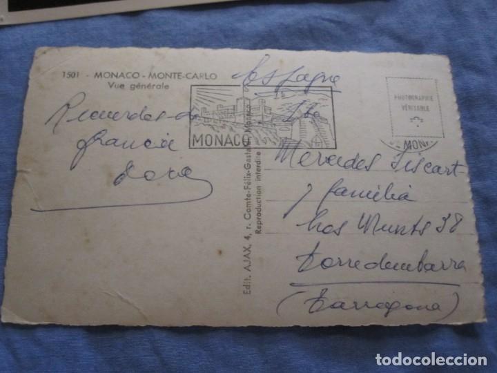 Postales: POSTAL DE MONACO - MONTECARLO - Foto 2 - 178844851