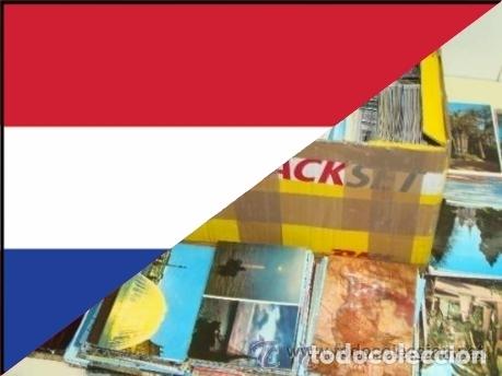LOTE COLECCIÓN DE 307 POSTALES DE HOLANDA, AMSTERDAM, ROTTERDAM, MAASTRICHT HARLEEM. 1,25 KG (Postales - Postales Extranjero - Europa)