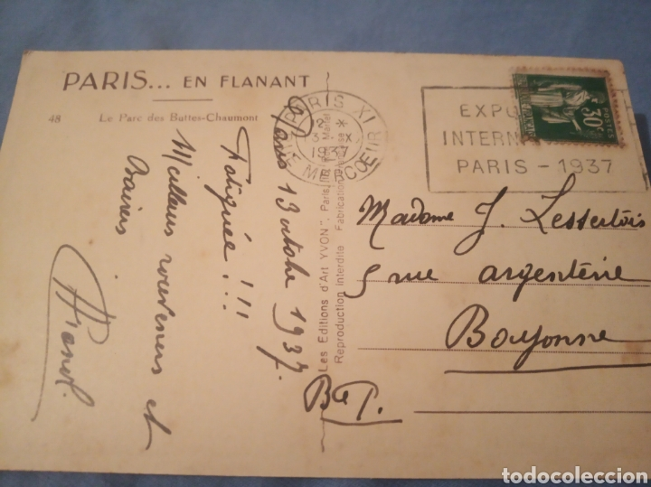 Postales: Paris...en flanant - Foto 2 - 178911248
