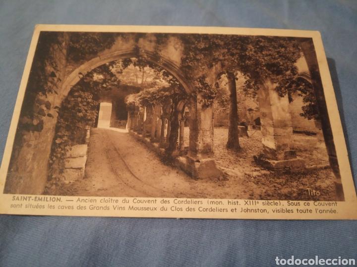 ST-EMILION, CATALOGO PRECIO BOTELLAS (Postales - Postales Extranjero - Europa)