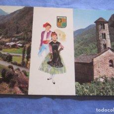 Postales: POSTAL DE VALLES DE ANDORRA. Lote 178937307