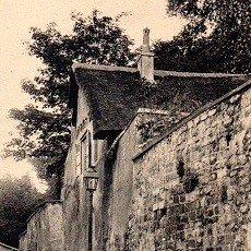 Postales: PARÍS - 230 MONTMARTRE - CALLE ST. VICENT - CASA DE ENRIQUE IV. Lote 178962226