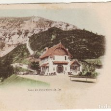 Postales: FRANCIA . GARE DU FUNICULAIRE DU JER. Lote 179096953