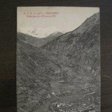 Postales: ANDORRA-VISTA PARCIAL D'ENCAMP-ATV 2277-POSTAL ANTIGUA-VER FOTOS-(63.147). Lote 179314638