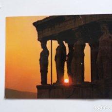 Postales: TARJETA POSTAL - ATHENES - LES CARIATIDES - ATENAS - CARIATIDOS. Lote 179519007