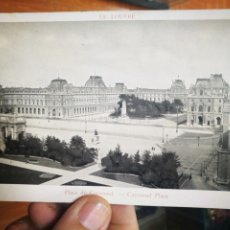 Postales: POSTAL LOUVRE PLACE DU CARROUSEL ESCRITA. Lote 179672057