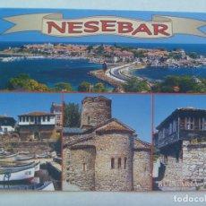 Postales: POSTAL DE BULGARIA : NESEBAR. Lote 180032040