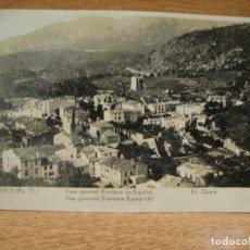 Postales: LE PERTHUS , VISTA GENERAL. Lote 180093642