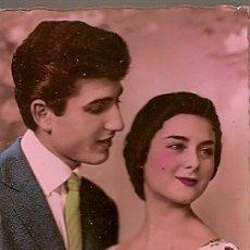 Postales: PORTUGAL & CIRCULADO, FANTASIA, FOTO, ED. SUPERLUXE PARIS, COIMBRA A LISBOA 1958 (7765). Lote 180137720