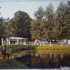 Postales: POSTAL DEL CAMPING DE PEUPLIERS - FRANCIA. Lote 180230683