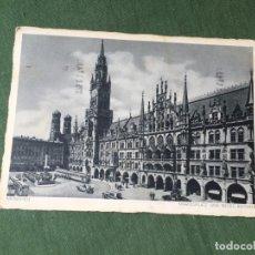 Postales: POSTAL- MUNCHEN- LA DE LA FOTO VER TODOS MIS LOTES DE POSTALES. Lote 180450581