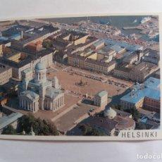 Postales: TARJETA POSTAL - HELSINKI SUOMI - FINLAND - CATEDRAL. Lote 180927937