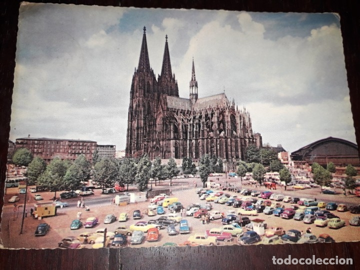 Nº 4787 POSTAL ALEMANIA KOLNAM RHEIN DOM (Postales - Postales Extranjero - Europa)