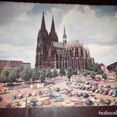 Postales: Nº 4787 POSTAL ALEMANIA KOLNAM RHEIN DOM. Lote 180947045