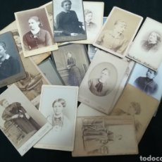 Postales: RETRATO FOTOGRAFICO. Lote 182417535
