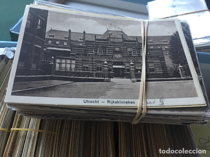 Postales: Colección de 550 postales holandesas y países bajos años 1900 a 1936 - Foto 3 - 234013090