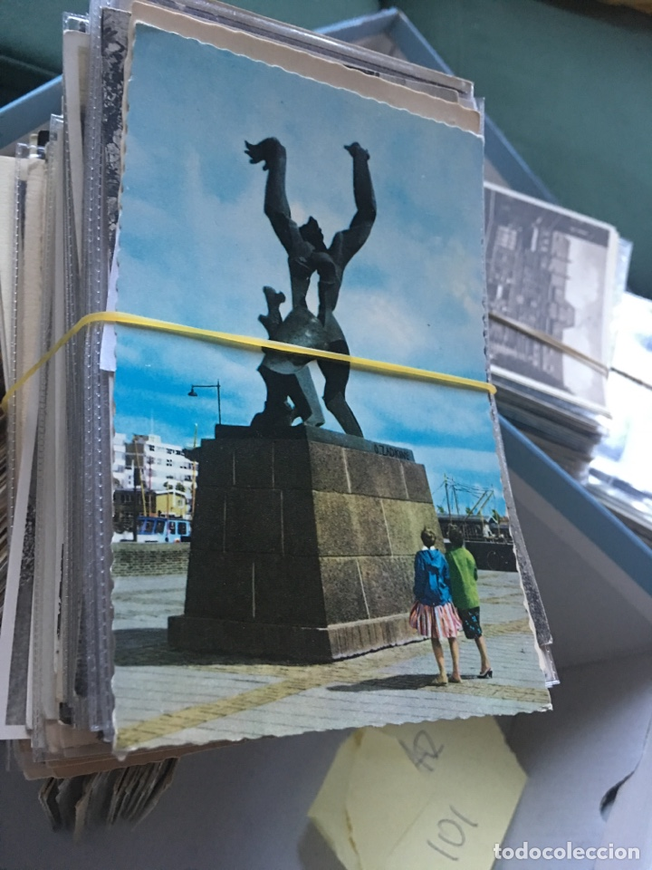 Postales: Colección de 550 postales holandesas y países bajos años 1900 a 1936 - Foto 4 - 234013090