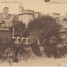 Postales: FRANCIA PARIS MUSEO CLUNY POSTAL NO CIRCULADA . Lote 182591826