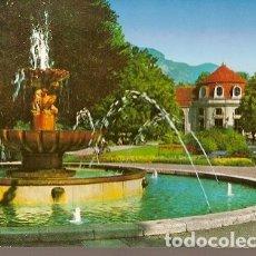 Postales: ALEMANIA & CIRCULADO, SALUDOS DESDE BAD REICHENHALL A ALSFELD ALEMANIA (83435). Lote 182598531