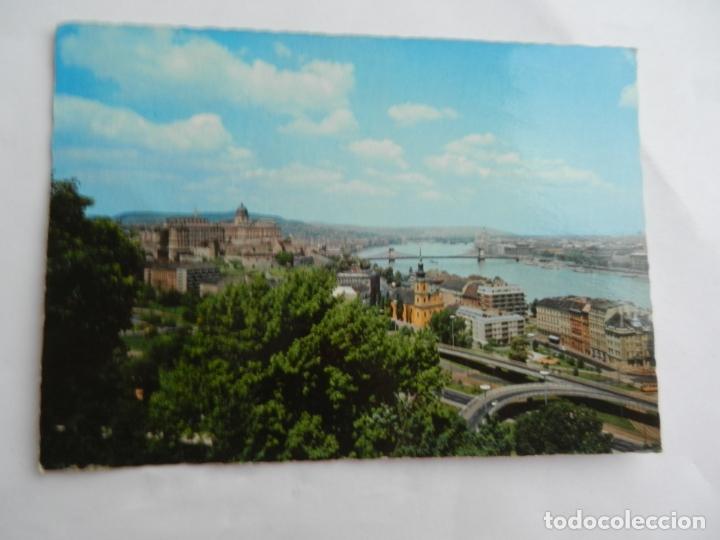 POSTAL BUDAPEST - LÁTKÉP - CIRCULADA - 1982. (Postales - Postales Extranjero - Europa)
