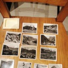 Postales: CARPETA CON 12 MINI POSTALES DE BILDER AUS TIROL . Lote 182771736