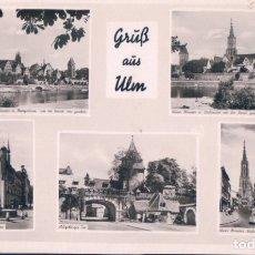 Postales: POSTAL ALEMANIA - GRUB AUS ULM - CIRCULADA. Lote 182840328