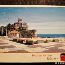 Postales: POSTAL PORTUGAL. ESTORIL, FUERTE DE LA CRUZ.. Lote 182894532