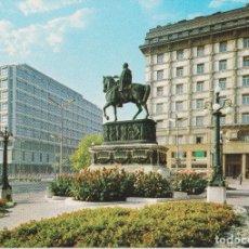 Postales: BELGRADO / BEOGRAD (SERBIA) PLAZA DE LA REPÚBLICA - STAMPA 55 - S/C. Lote 182907943