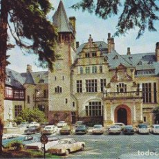 Postales: ALEMANIA, HOCHTAUNUSKREIS, KRONBERG IM TAUNUS, SCHLOSSHOTEL KRONBERG - ALBERT LIMBACH 6242 - S/C. Lote 182910560