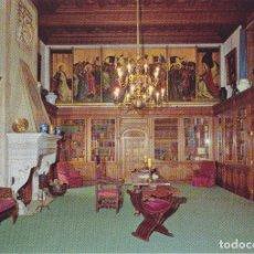 Postales: ALEMANIA, HOCHTAUNUSKREIS, KRONBERG IM TAUNUS, SCHLOSSHOTEL KRONBERG - ALBERT LIMBACH 6242 - S/C. Lote 182911011