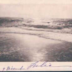 Postales: POSTAL ITALIA - STUDI ARTISTICI SER M 2 - DR TRENKLER CO - LIPSIA - EFECTO DEL MAR. Lote 183002031